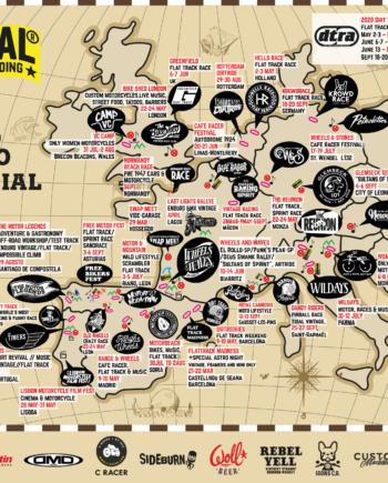 Motor Festival Map 5special 2020